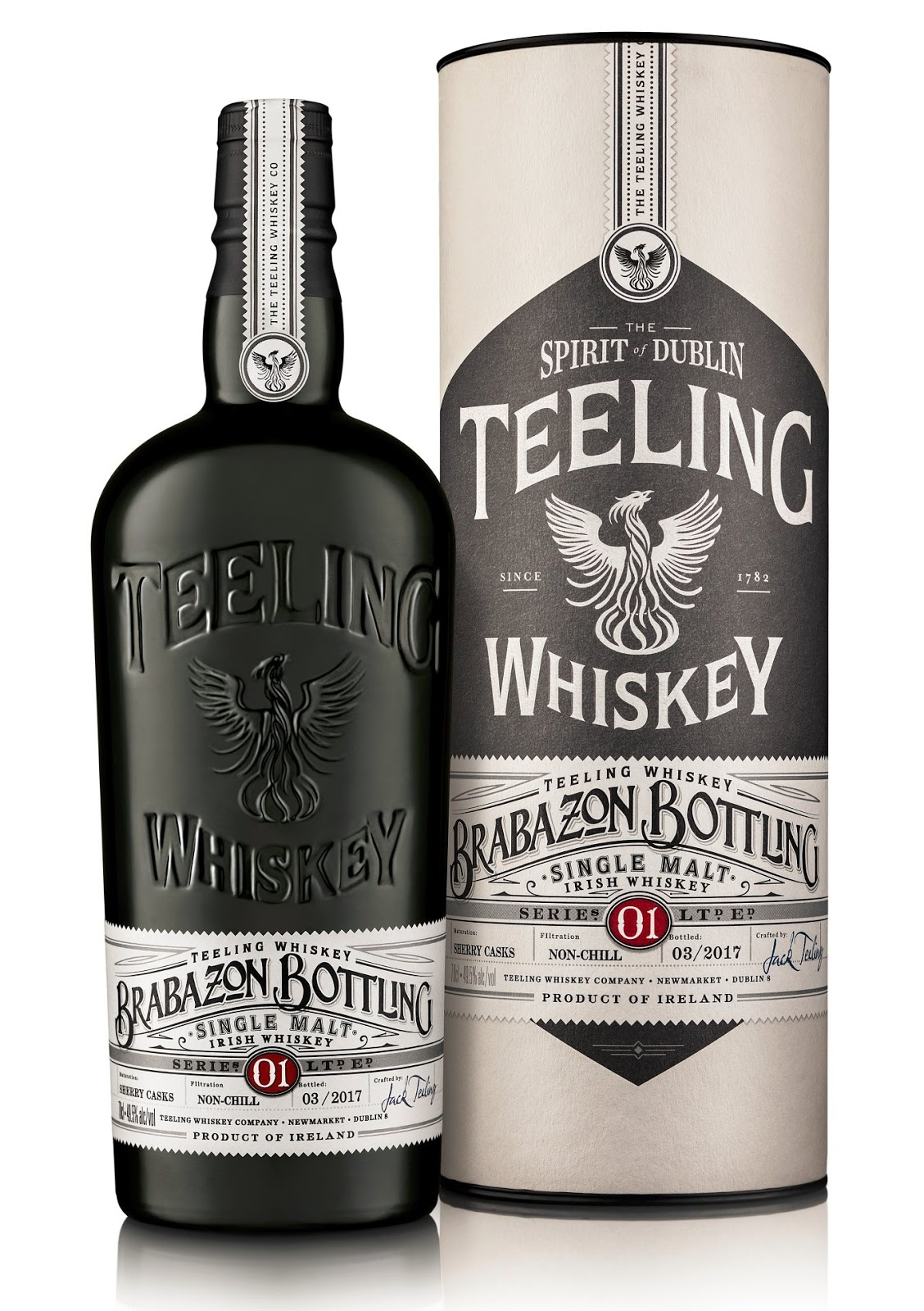 Teeling Whiskey Brabazon - Series 1