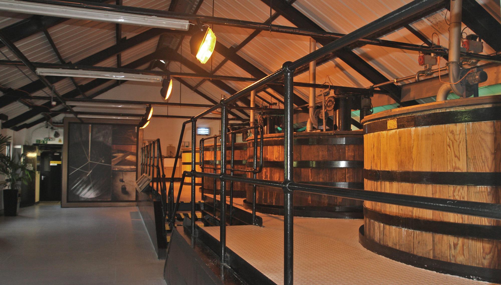 Винокурня Auchentoshan