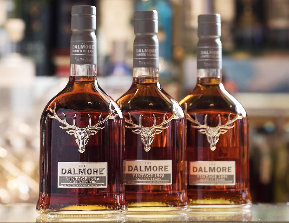 The Dalmore представил коллекцию Vintage Port Collection