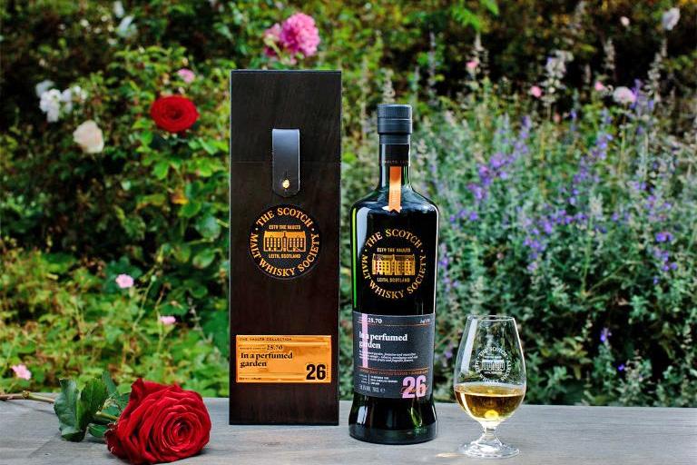 SMWS25.70 (Rosebank Distillery) -In a perfumed garden