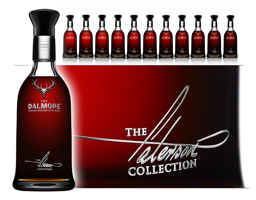 Коллекция Dalmore Paterson Collection
