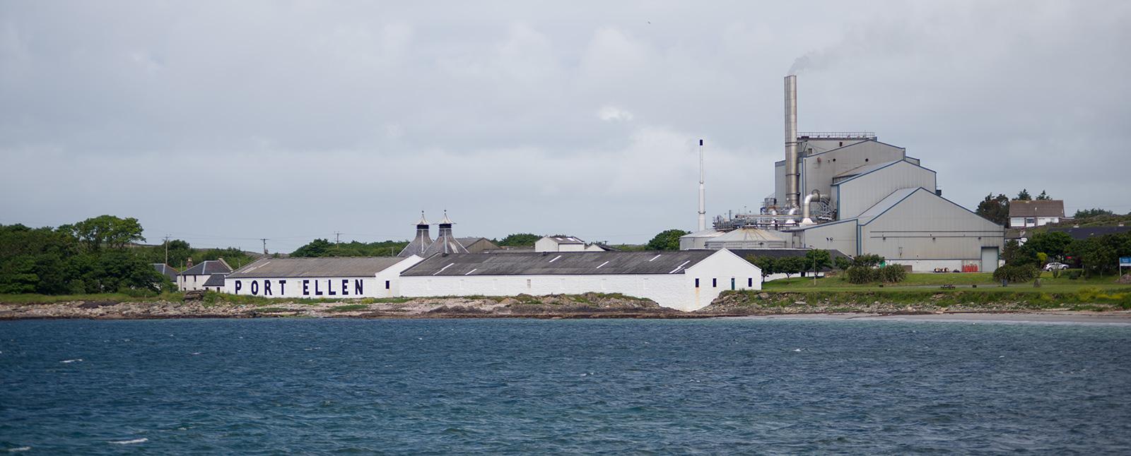 Винокурня Port Ellen