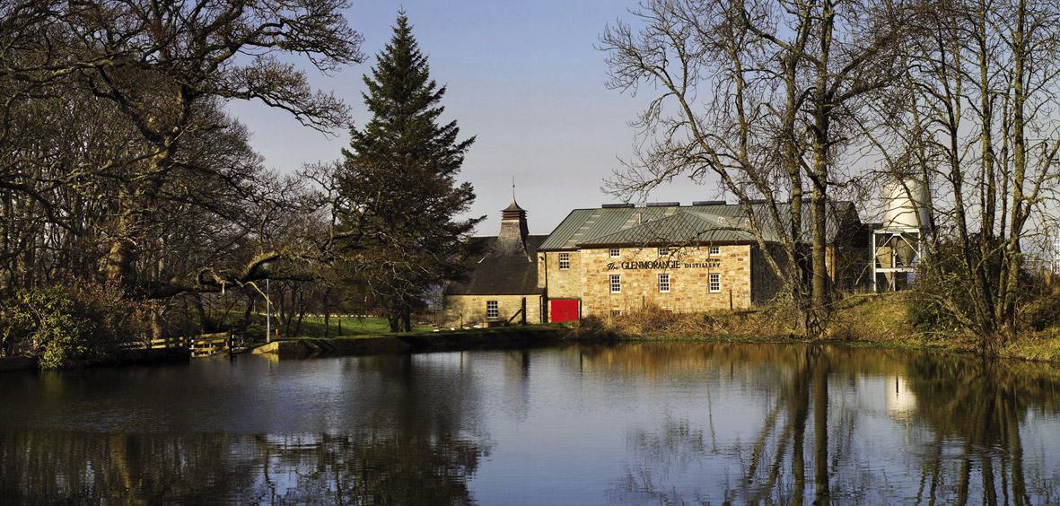 Винокурня Glenmorangie