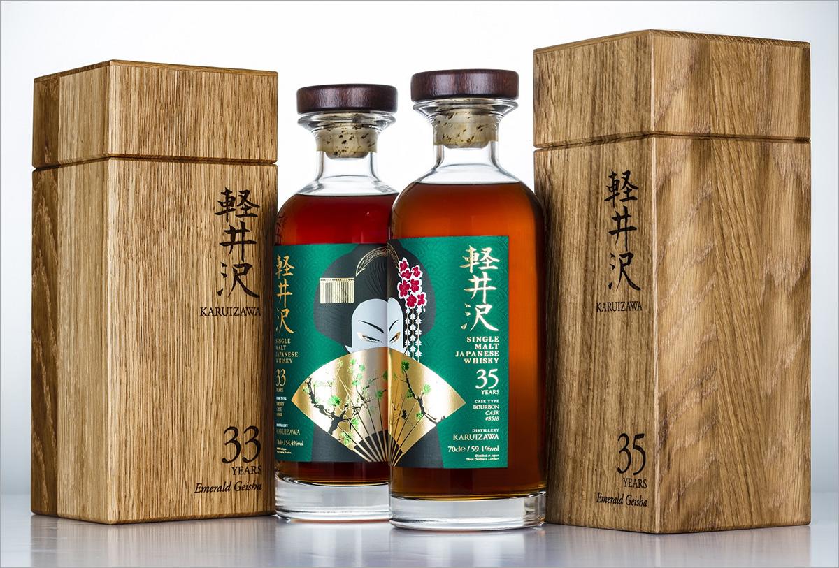 Karuizawa Emerald Geisha от Elixir Distillers