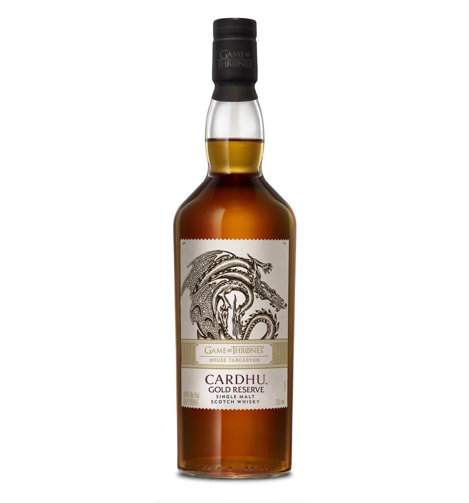 Cardhu Gold Reserve – House Targaryen