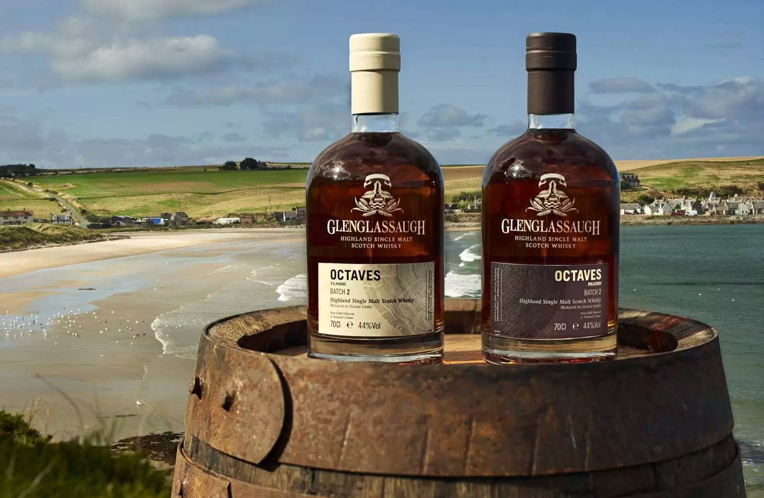 Glenglassaugh Octaves Batch 2