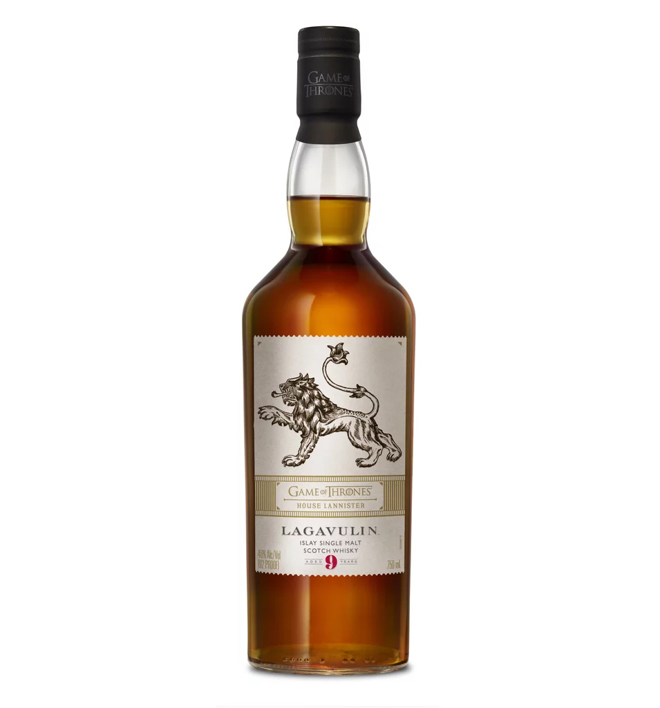 Lagavulin 9 Year Old – House Lannister