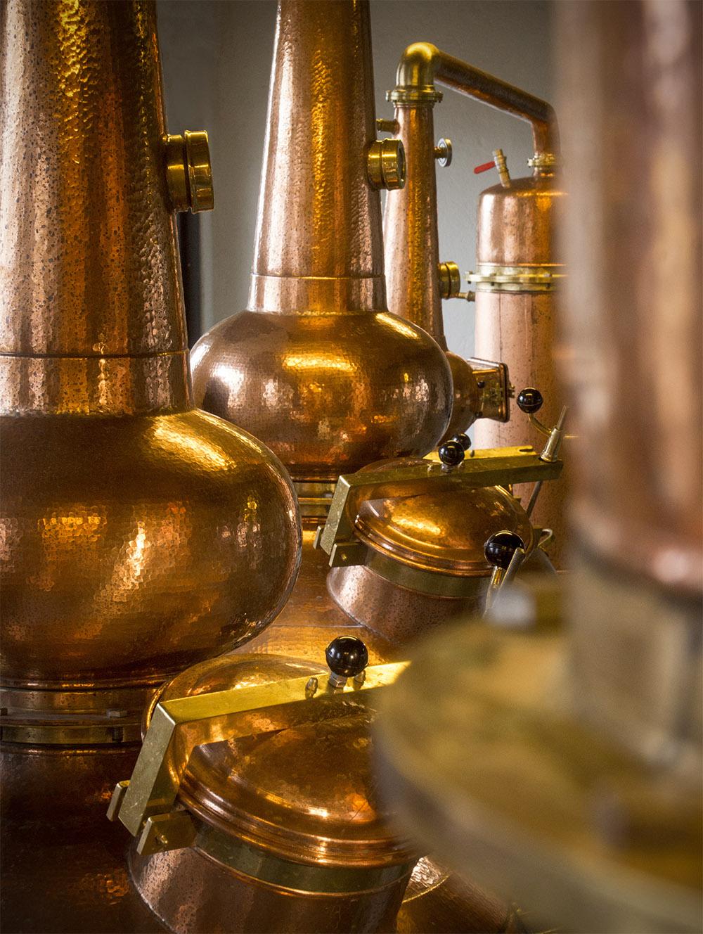 Перегонные кубы Mosgaard Distillery
