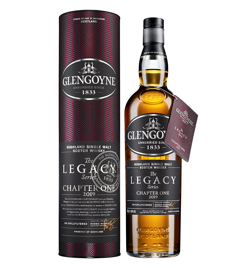 The Glengoyne Legacy Series Chapter One