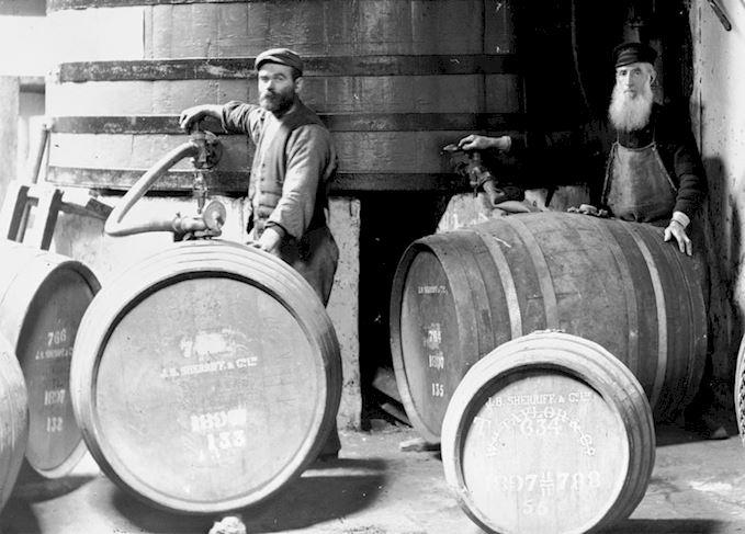 Виски: загадки крепости заполнения бочек