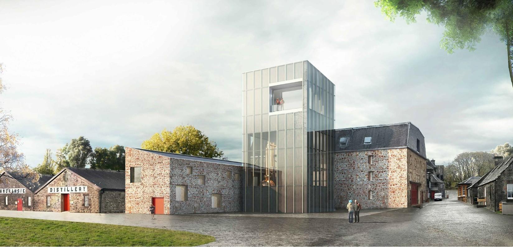 Проект расширения винокурни Glenmorangie