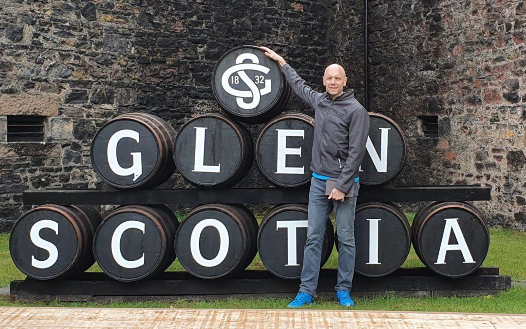 The Last Russian Who Visited Scottish Glen Scotia
